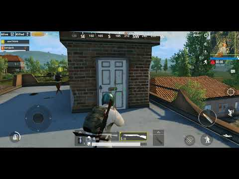 Putting in that work in PUBG Mobile with one75thtk