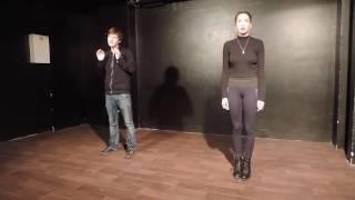 Improvisation Cours Florent (Gaëlle et Maël)