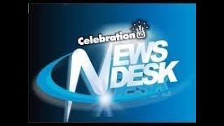 CELEBRATION TV NEWS DESK. ( July 29th, 2021)