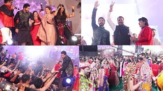 Shreyas Talpade at Lotus Navratri Utsav 2019 Mira Bhayandar Narendra Mehta