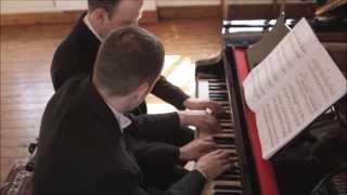 Robson Piano Duo. Adagio. Pas D