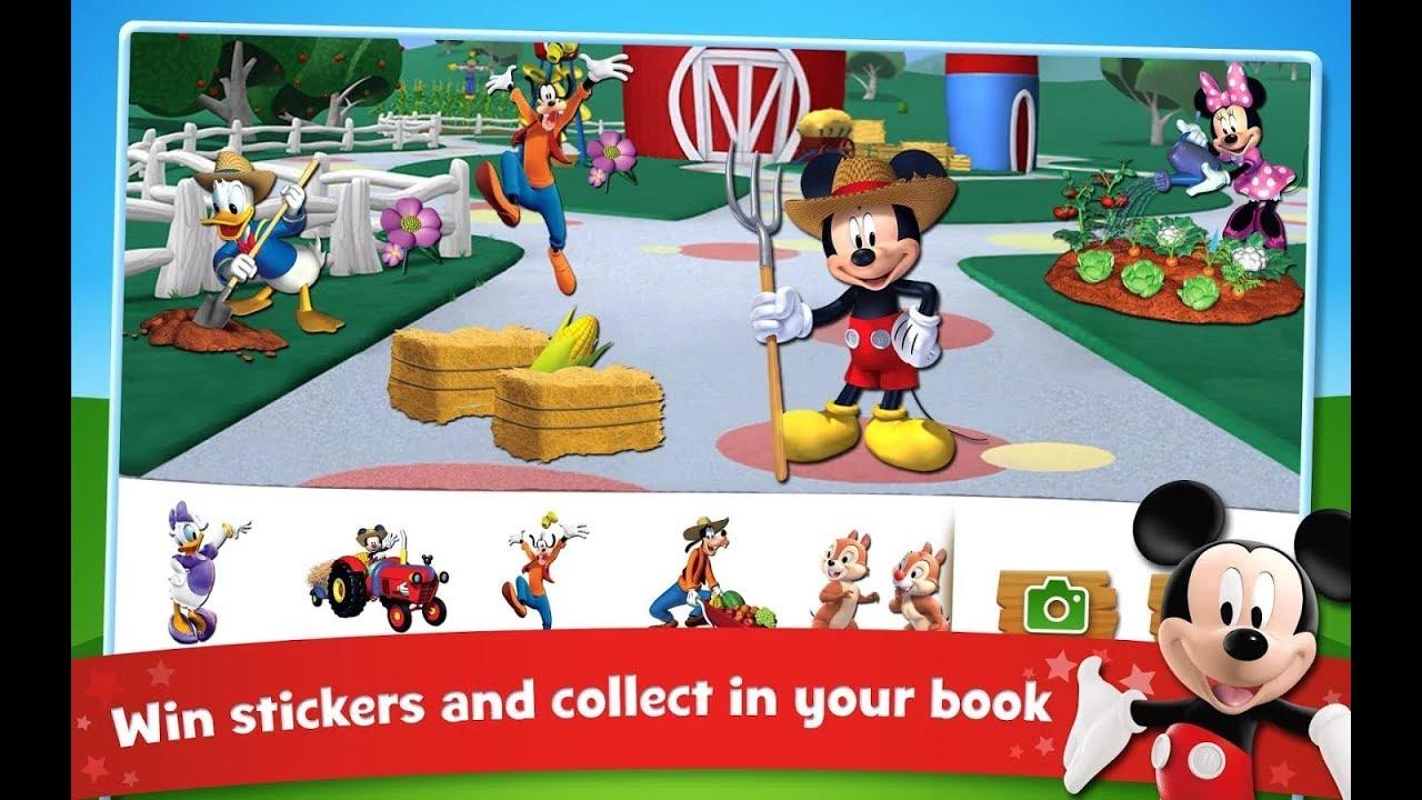 Disney Junior Spiele