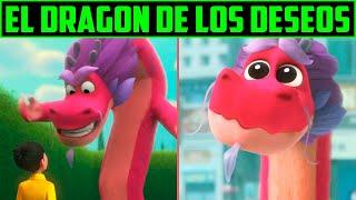RESUMEN : EL DRAGON DE LA TETERA - Wish Dragon
