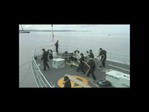 Canadian Navy - The Naval Reserves