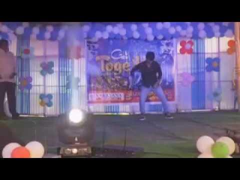 Love me again -dance by Ganesh Mekala