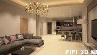 FIFI 室內裝潢 3D繪圖 豪宅、大樓、建築設計、裝修、3D製圖 優質專業團隊規劃設計 服務項目|3D電腦繪圖、建築3d、公設3d、景觀3d、室內設計3D效果圖、720°VR虛擬實境