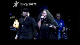 """Wild and Peaceful"" Maysa Leak,Francesco Mendolia ,Incognito  30th Anniversary 02Arena London.mov"