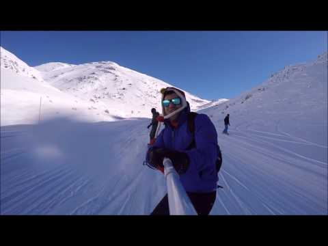 Snowboard Day at Mount Hermon 1.1.2017