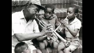 Louis Armstrong - Flee As A Bird