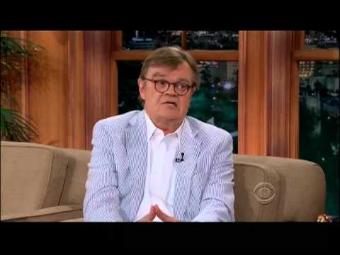 Craig Ferguson 6/4/14E Late Late Show Garrison Keillor XD