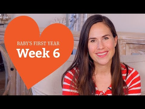 Your 5-Week-Old Baby s Development