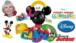 ♥♥ Mickey Mouse Clubhouse Fly 'n Slide Clubhouse