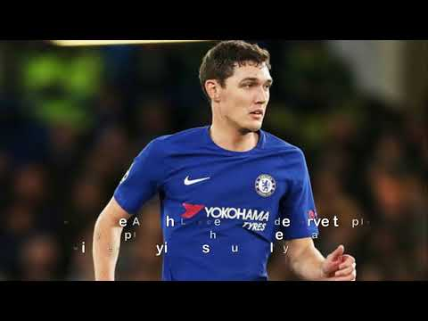 Chelsea news Antonio Conte claims Andreas Christensen could become the next John Terry
