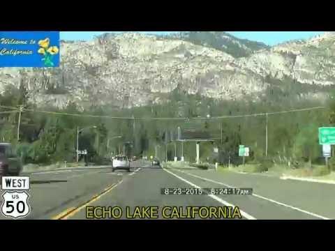 Carson City NV to Sacramento CA 2015  HD