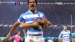 Rugby World Cup: Big Hits and Tries  Semifinal Motivation #RWC2015