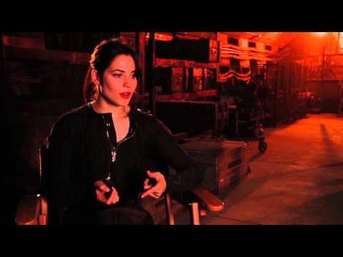 A Good Day To Die Hard: Yuliya Snigir On Her Character's Skills 2013 Movie Behind the s