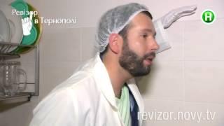 Ресторан Scorini - Ревизор в Тернополе - 26.10.2015