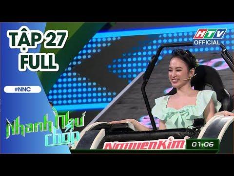HTV NHANH NHƯ CHỚP | PewPew, Angela Phương Trinh, Thúy Ngân, Anh Tú, Tân trề, Phương Hằng | NNC #27