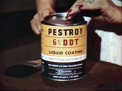 Ddt Bottle