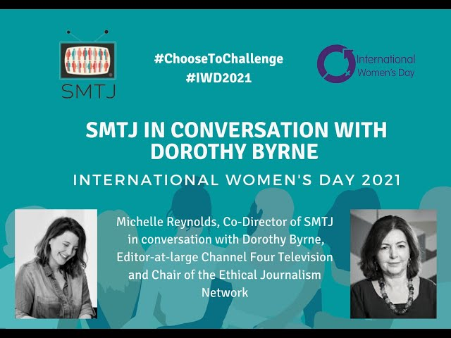 SMTJ in conversation with Dorothy Byrne