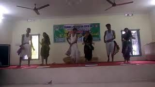 Adostha Janaki Kodi pandem song folk dance master v Manohar 9581822857
