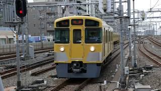 """【撮鉄記】#8 """"西武の異端車""""2000系2097Fを追う"""