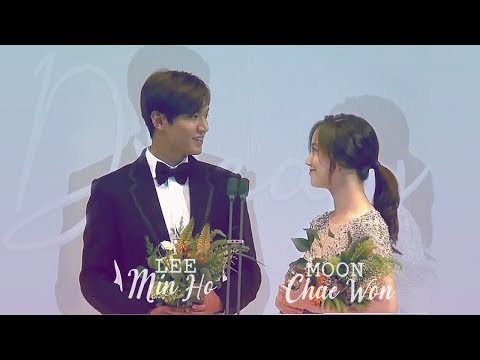 Kdrama Dream Pairing | Lee Min Ho ✘ Moon Chae Won