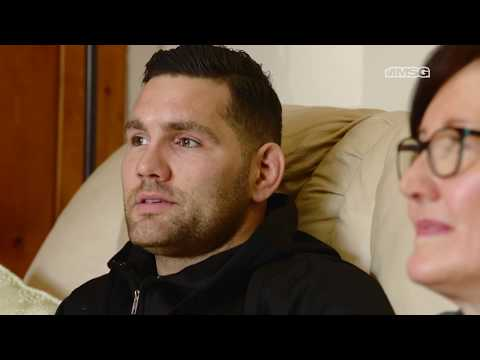 Chris Weidman Goes Back to High School | Beginnings | MSG Networks