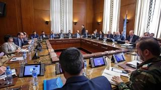 أخبار عربية - وفد نظام #الأسد يوافق على إجتماع لبحث لجنة #الدستور