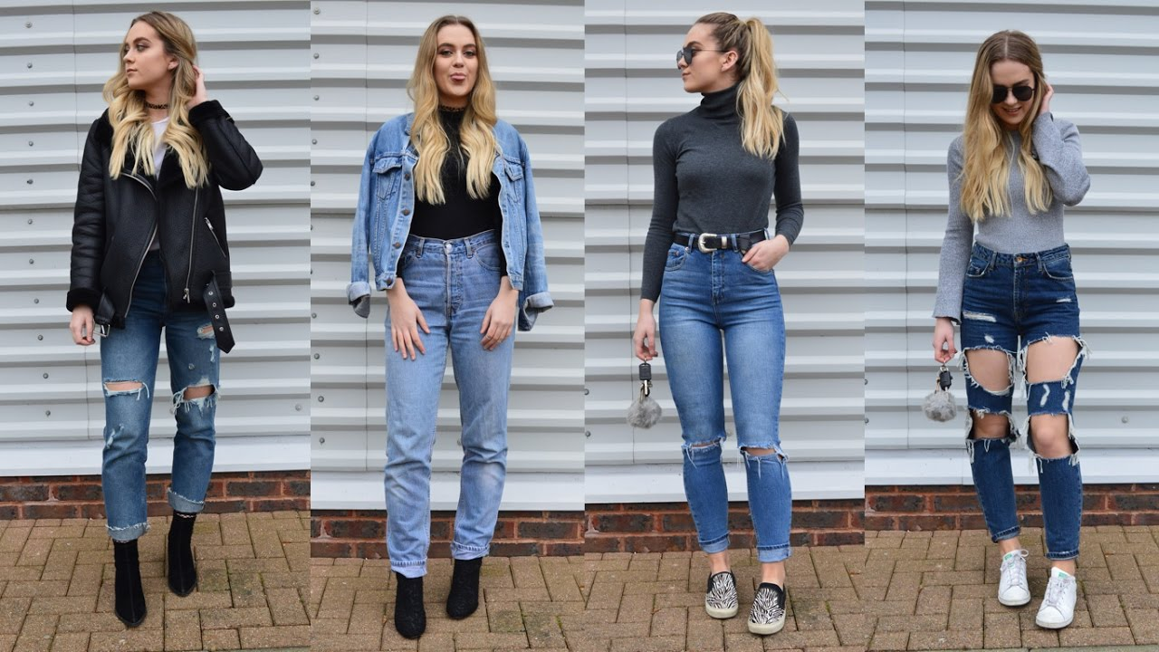 2a15bc5040914d HOW I STYLE BLUE JEANS