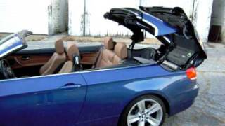 Download Video BMW 335i Convertible - Roof Opening Sequence MP3 3GP MP4