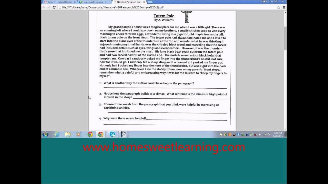 Ssat essay prompts
