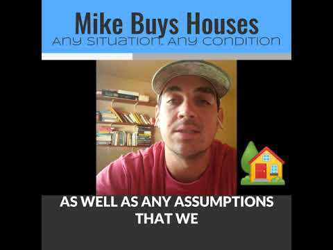 Mike Buys Houses Offer Process