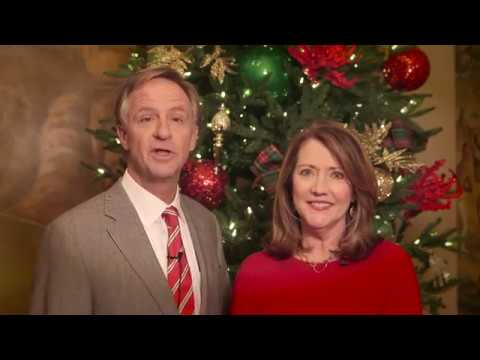 Gov. Bill Haslam and First Lady Crissy Haslam: Merry Christmas
