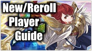 New Player & Reroll Guide [2020] | Part 1 | Fire Emblem Heroes