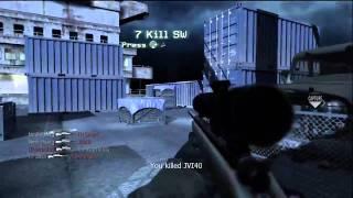 Insane 14 Man Streak With The M40A3