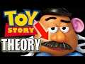 Cartoon Conspiracy Theory | The Secret Truth Behind Mr Potato Head | Toy Story Theory