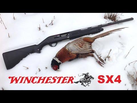 Winchester SX4 Semi-automatic Shotgun Review