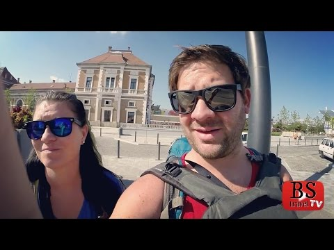 Ep. 51: LONG, HOT, and SMELLY. Cluj Napoca, Romania,Transylvania Travel Guide