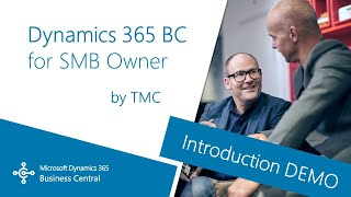 Microsoft Dynamics 365 Business Central | Demo for Business Owner