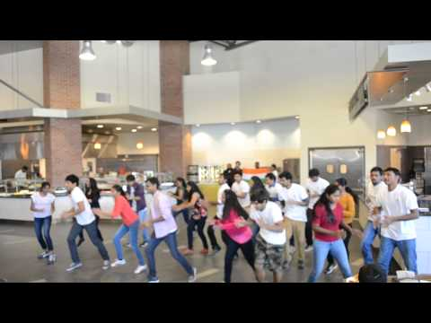 Wichita State University FlashMob