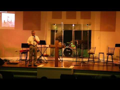 """Life Giving River""-   Ezekiel  47 1 12 4"