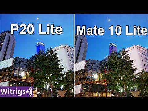 Huawei P20 Lite Vs Mate 10 Lite Camera Test | Huawei Maimang 6 Vs Nova 3e Camera Comparison