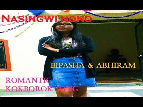 Nasingwi nono Bipasha Reang ft. Abhiram || new kokborok song