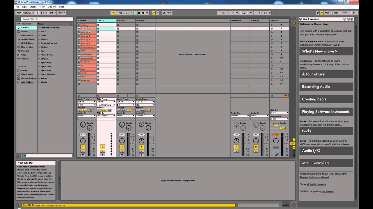 Launchpad Pro Daft Punk Complete Sample Pack Ableton Live / Free ...