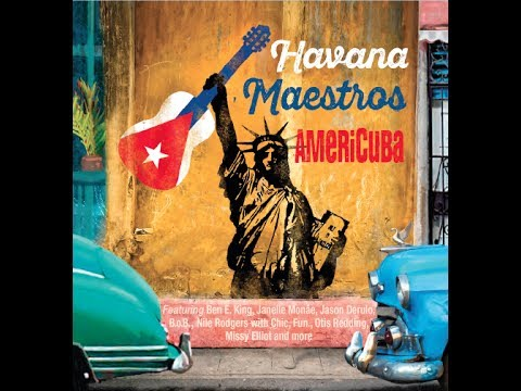 Album Trailer  - Havana Maestros - AmeriCuba