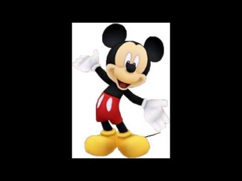 Disney Magical World - Mickey Mouse Voice
