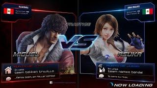 Miguel Rojo Tekken 7 FR Mod - PPSSPP para PC COMBO @ 1080p (60ᶠᵖˢ) HD ✔