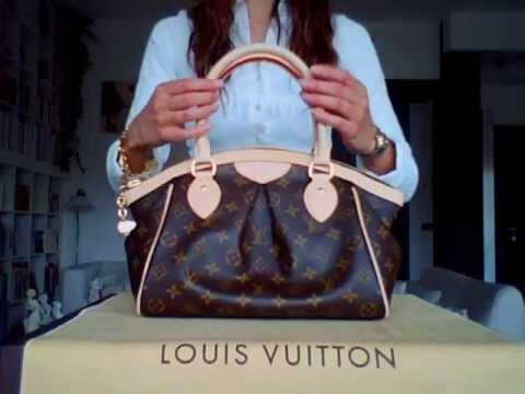 Louis Vuitton Made In France >> Embarrassing review: Authentic Tivoli PM (Discontinued ...