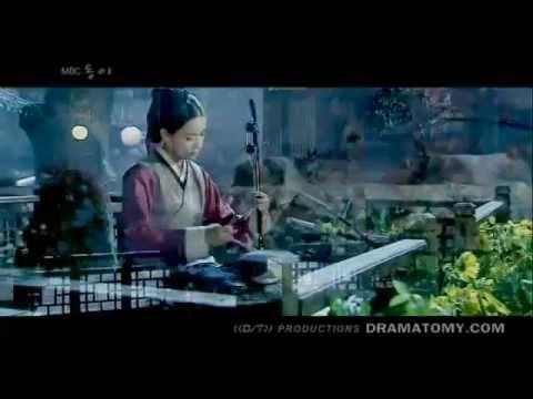 Dong Yi Theme song (Jang Nara) with Hungarian subtitles